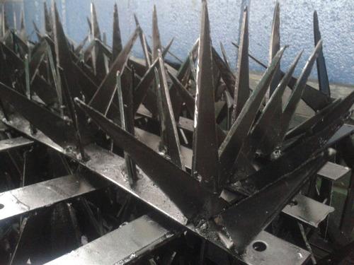 concertinas puyas para paredes y rejas protector perimetral