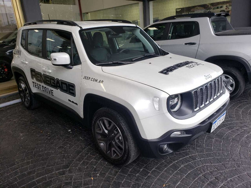 concesionario jeep | renegade longitude 1.8 at6 2021