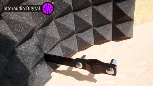 concha acustica para microfono de estudio cabina de voz