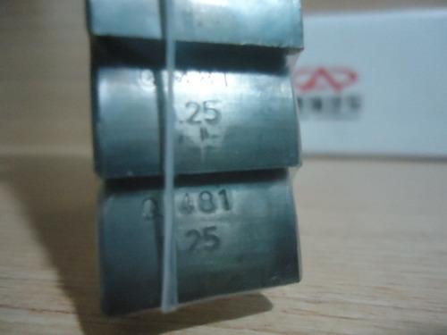 concha bancada 010 / 025 chery orinoco tiggo 2.0 a520
