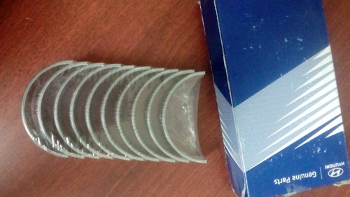 concha de bancada std hyundai elantra 97 - 98