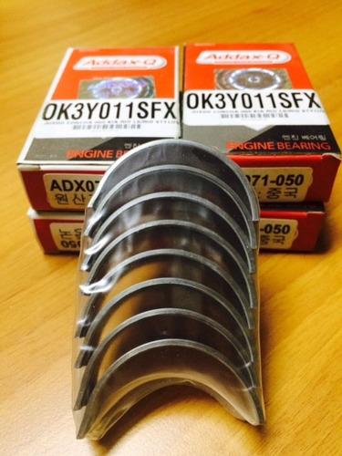 concha de biela 0.20 / 0.50 kia rio / stylus
