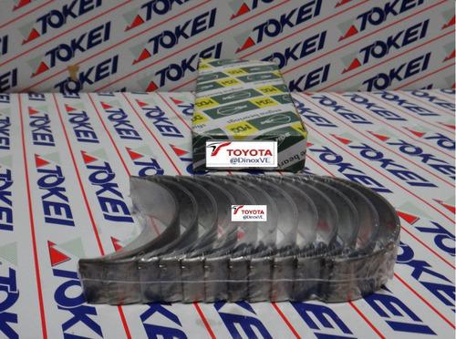concha de biela 030=075 toyota 4.5/4500 machito burbuja auta