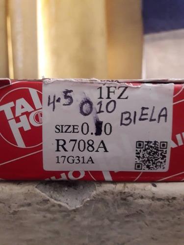 concha de biela de toyota 4.5 a 010
