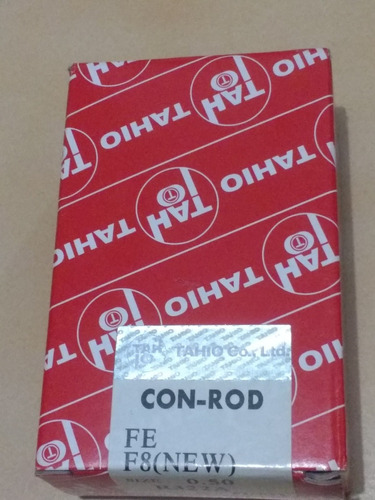 concha de biela std 0.10 0.20 mazda b2600 / bt 50 motor 2.6