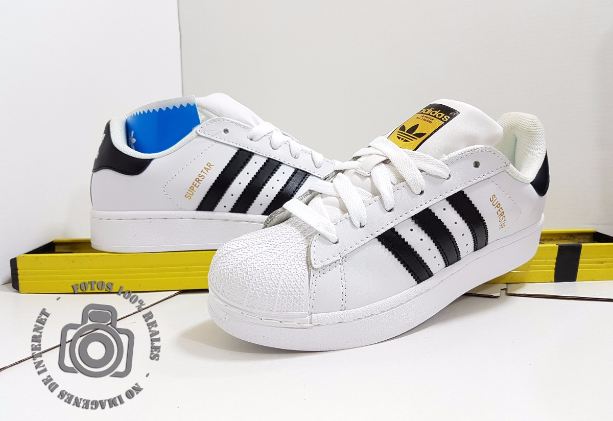 8364f11c6baca canada zapatillas tenis adidas superstar adicolor hombre y mujer 9b1be  d9b6d  wholesale concha superstar adicolor dama blanca negro adidas. cargando  zoom. ...