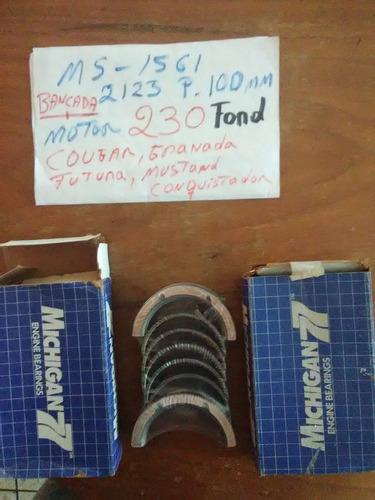 conchas bancada motor230 ms-1561 standar 1milimetro