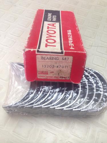 conchas d biela 0-20 toyota montacarga 2h 1980-1984