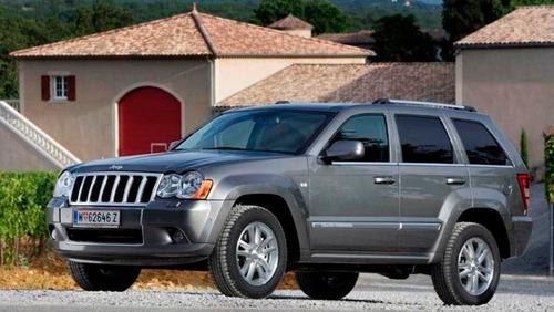 conchas de bancada 010 jeep grand cherokee 4.7 1999-2010