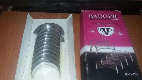 conchas de bancada ford ranger 2.5 medida 0.10 badger