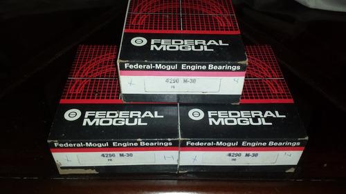 conchas de bancada motor ford 200 a 030 federal mogul