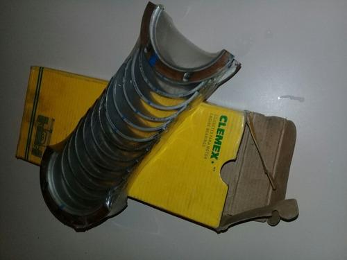 conchas de bancada para jeep motor 232. 241 . 252. 2