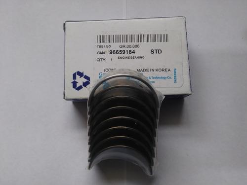 conchas de biela spark std estandar original gm 96659184