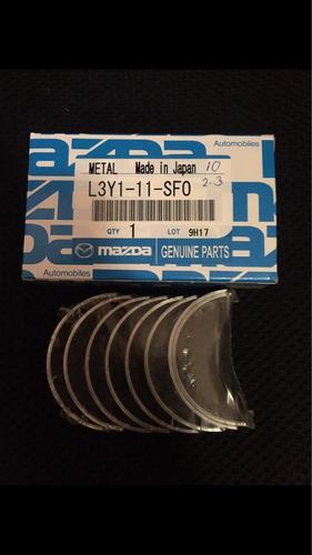 conchas de biela std/10/20 de ford ranger 2.3 mazda 6  2.3