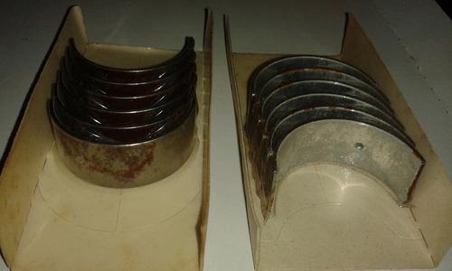 conchas de bielas fm 6- 2375  a 030 dodge valiant