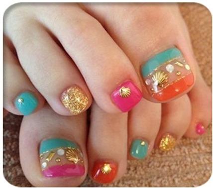 conchitas para la decoracion de uñas acrilicas 15 00
