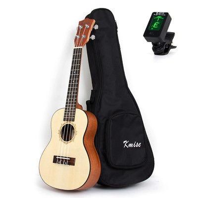 concierto abeto sólido ukulele kit ukelele hawaii guitarra