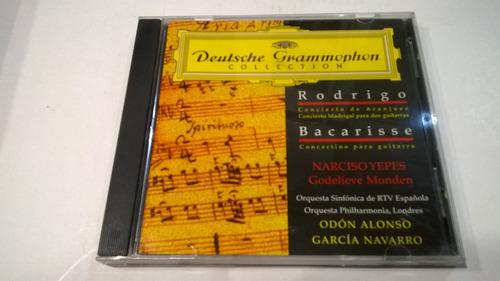 concierto de aranjuez, joaquín rodrigo - cd 1999 made in eu