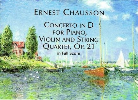 concierto en d para piano, violín y cuarteto de cuerdas, op.