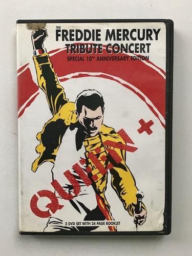 concierto  tributo a freddie mercury 10mo aniversario queen