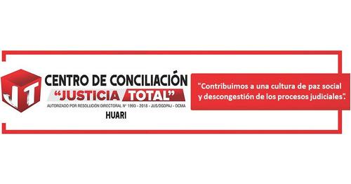 conciliación huari