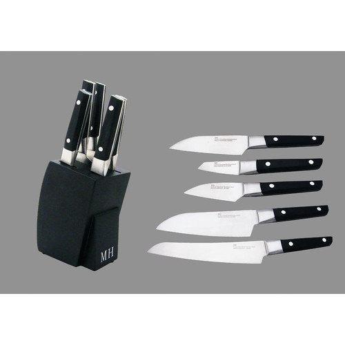concord utensilios de cocina 6 piezas sushi cuchillos y