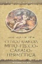 concordancia mito - fisico - cabalo - hermética  saint baque