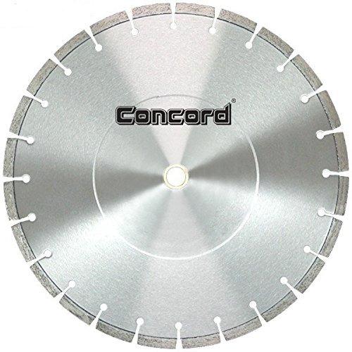 concordia cuchillas lgp060a10hp hoja de diamante segmentada