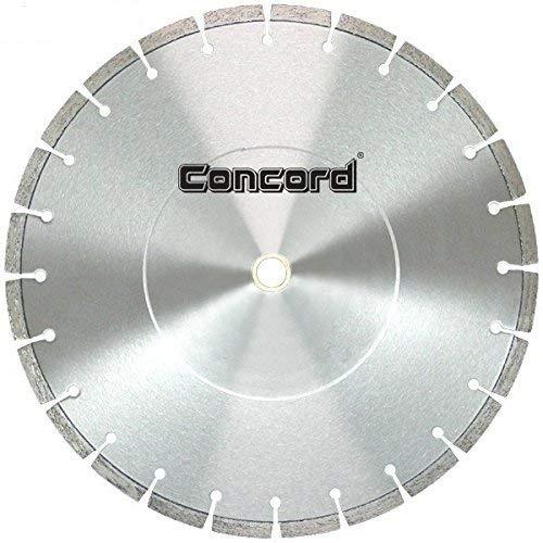 concordia cuchillas lgp120c10hp hoja de diamante segmentada