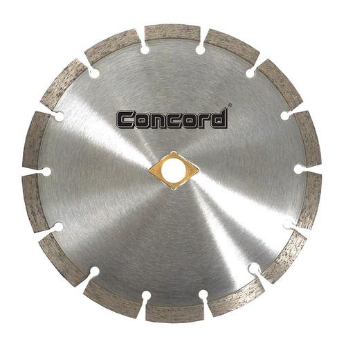 concordia cuchillas ssb100d10cp - cuchilla de diamante segme