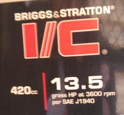 concretera   600l/2.7quintales/ motor briggs&stratton/105791