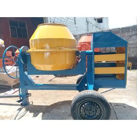 Concretera Con Motor Honda