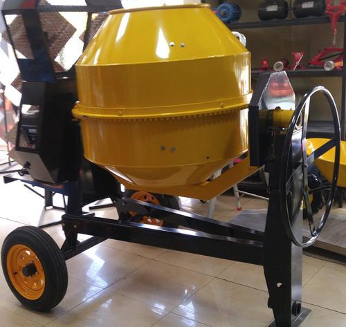 concretera  de 600l/2.7quintales/ motor briggs&stratton  13.