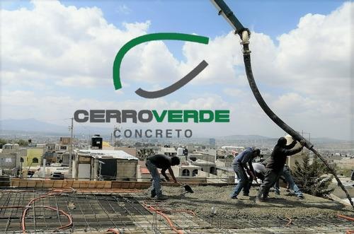 concreto pre-mezclado