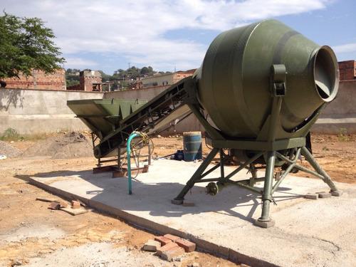 concreto premezclado en obra (alquiler)