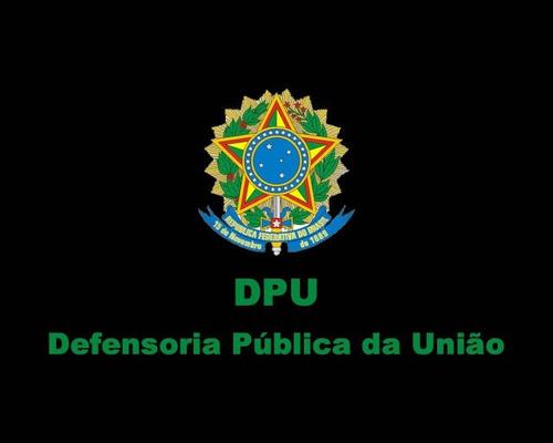 concurso dpu defensoria publica da uniao 2015