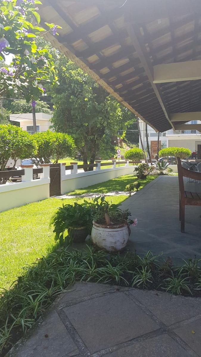 cond. fazenda muriqui - casa linear independente