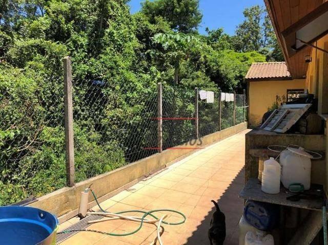 cond. renoir ii - térrea - vista para o verde! piscina, varanda, lareira! - ca1832