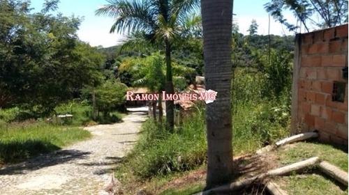 cond. res.bosque dos coqueiros lote 360m² jaboticatubas - mg