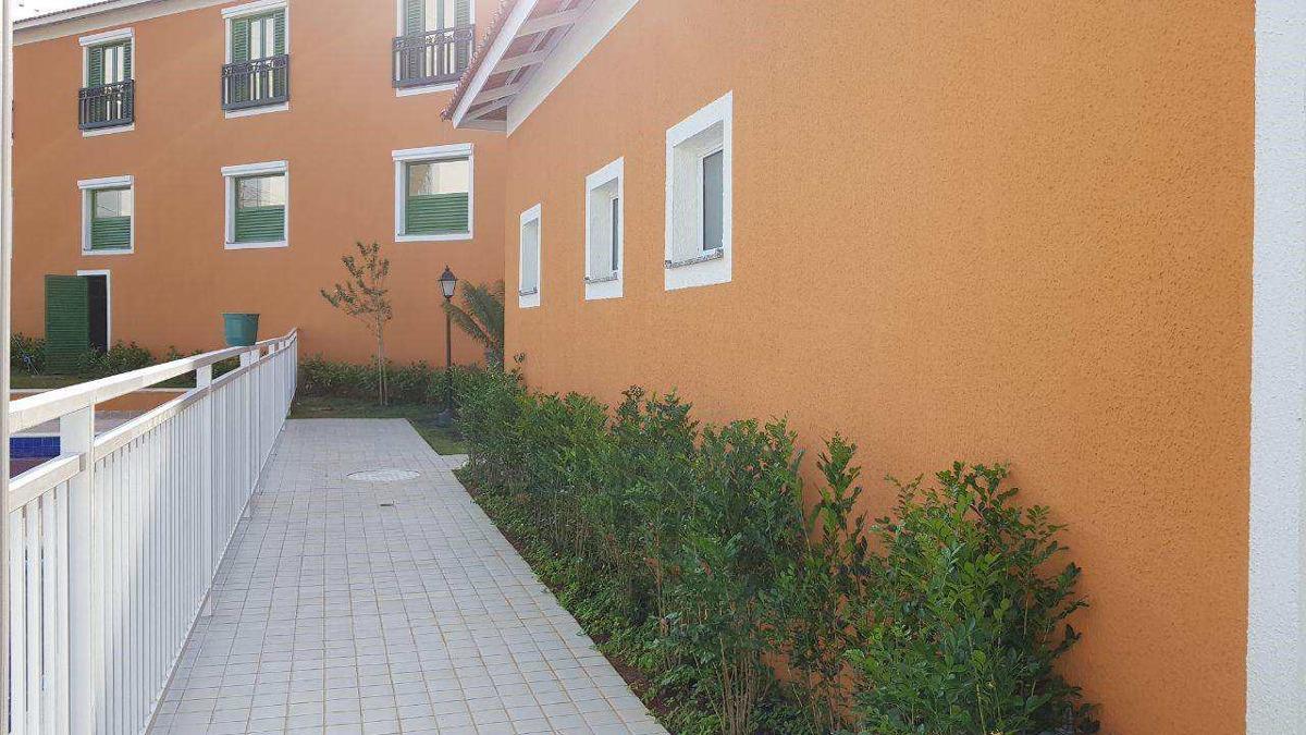 cond. toscana casa 118m² 3 dorms suíte lavabo 2 vagas 1 coberta - v4971