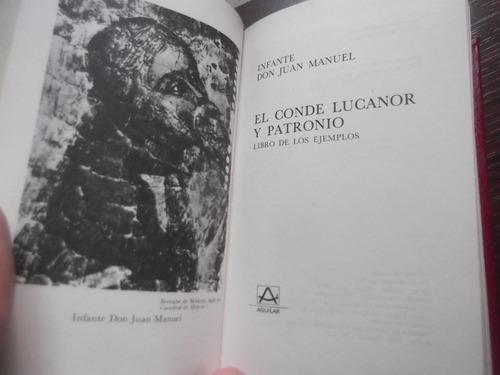 conde lucanor y patronio libro ejemplos don juan manuel cris