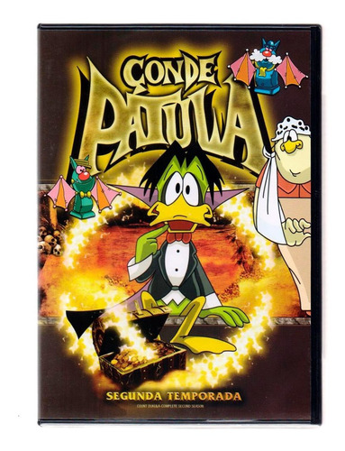 conde patula serie tv temporada 1 y 2 dvd