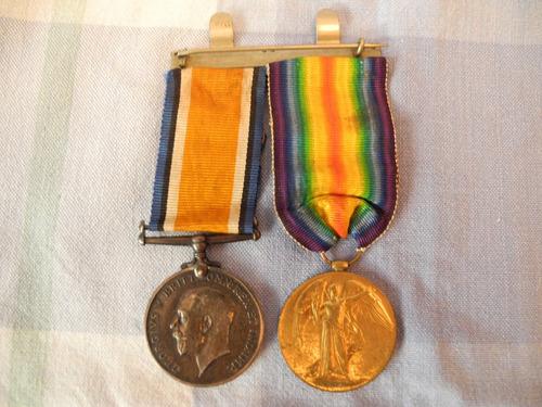 condecoraciones inglesas originales no replicas 1914-19