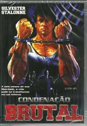 condenação dvd lacrado
