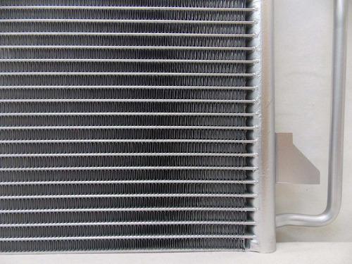 condensador a / c mercury milan 2.3l 3.0l 2006 - 2009