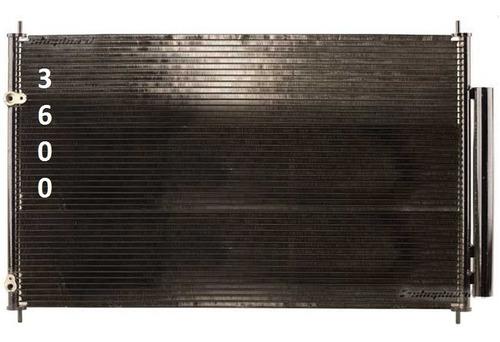 condensador aire acondicionado acura mdx 3.7l v6 2007 - 2012