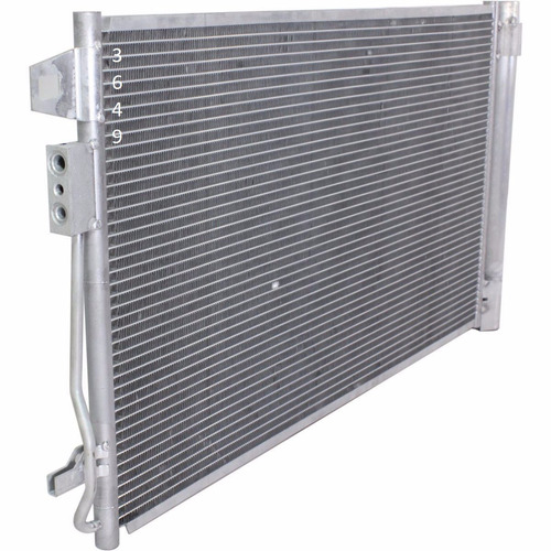 condensador aire acondicionado buick enclave 2008 - 2017