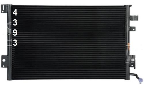 condensador aire acondicionado chevrolet camaro 1993 - 1997