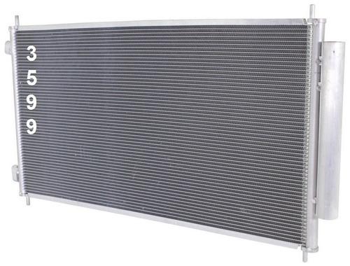 condensador aire acondicionado honda crv / cr-v 2007 - 2011