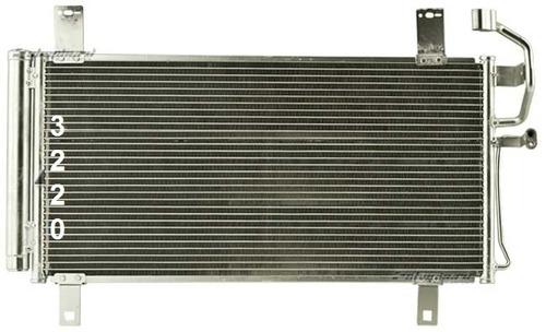 condensador aire acondicionado mazda 6 2.3l 3.0l 2003 - 2008